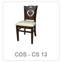 COS - CS 13
